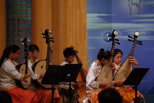 20140928,東中參加慈濟921十五年感恩音樂會 - 040