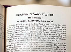 European Crowns 1700-1800