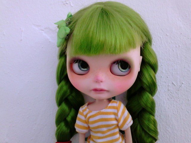 Flickriver Blythe And Green Hair Pool