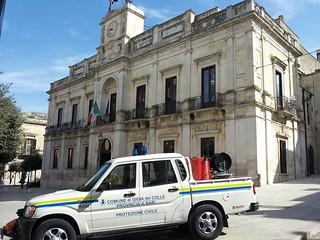 protezione civile gioia