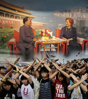From Deng & Thatcher 1984 to the Hong Kong OCCUPY CENTRAL movement 2014: winning something by loosing