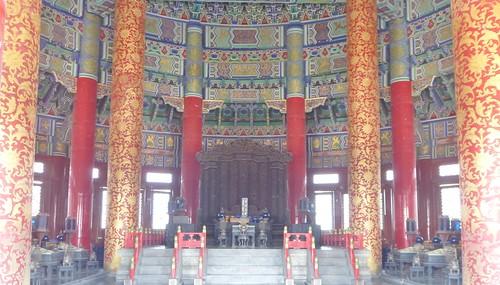 Beijing-Salle pour de bonnes moissons (12)