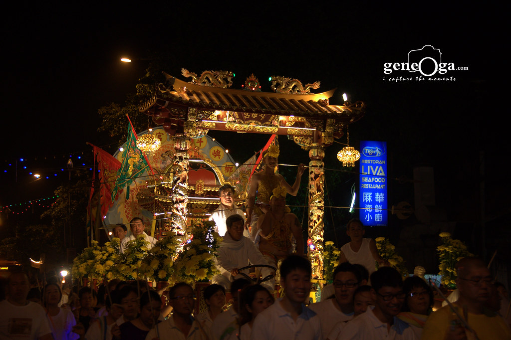 Nine Emperor Gods Festival in Penang