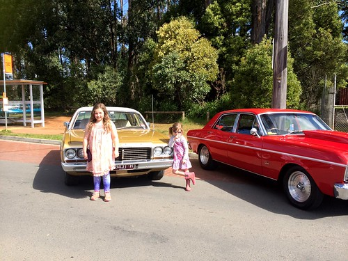 Monbulk Car and Bike Show