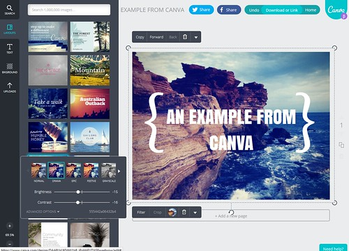 Canva - How to Get the Perfect Image for Your Blog in Under 4 Minutes!