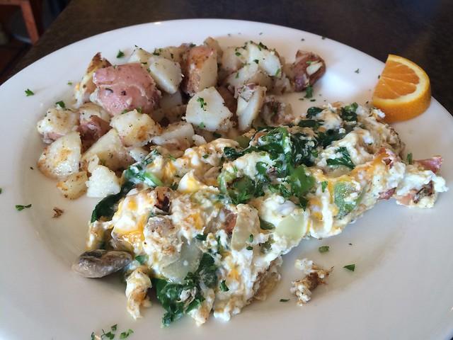 Castro scramble - Cafe Mystique