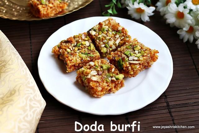Dodha-burfi