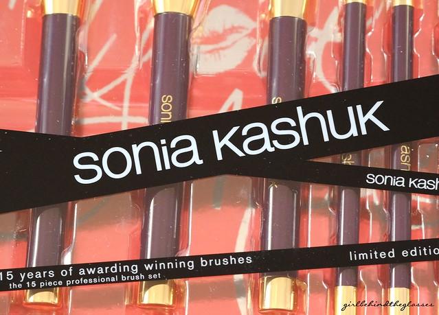Sonia Kashuk 15th Anniversary Brushes