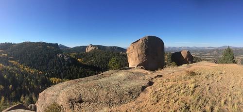 colorado hiking domerock