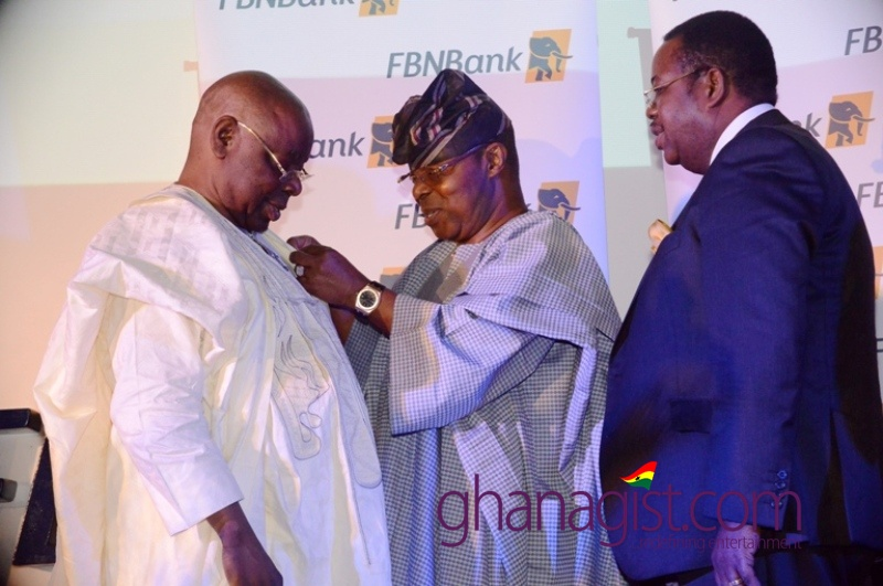 FBN Bank officially launched in Ghana