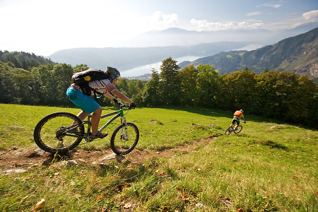 25 Mountainbiken