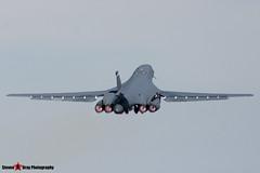 85-0061 - 21 - USAF - Rockwell B-1B Lancer - Fairford RIAT 2006 - Steven Gray - CRW_1807