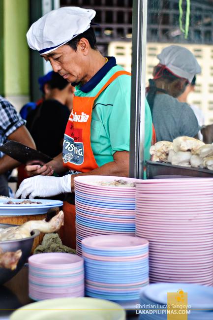 Chiang Mai Hawker Street Food