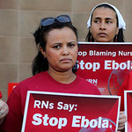 How to Advocate on Ebola: National Nurses United
