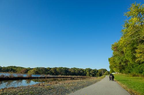 Walk Along the Reservoir
