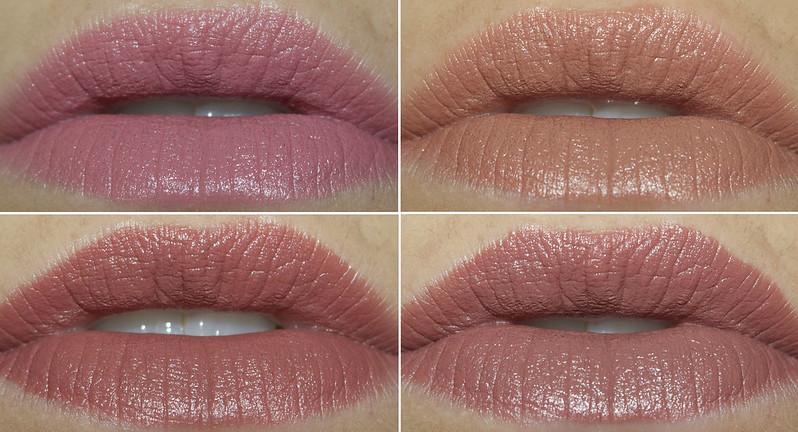 Bobbi Brown nude lipsticks