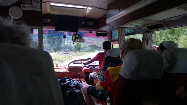 Arniko Highway bus trip