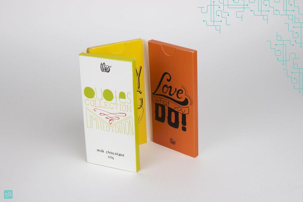 Embalagens de chocolate   Design Studio