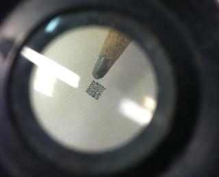 The World's Smallest Reproducible Cap Font