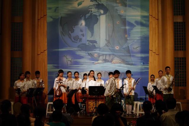 20140928,東中參加慈濟921十五年感恩音樂會 - 017