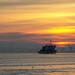 BWE- 2366- K10- L'estuaire le soir