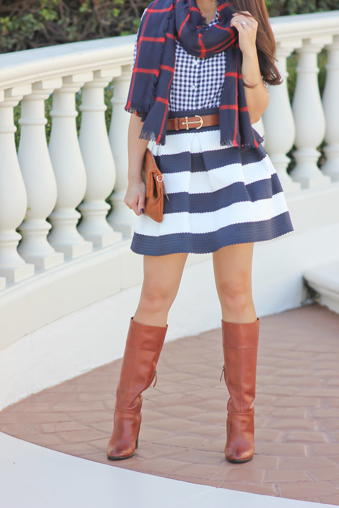 Nautical and Preppy Target Style-8