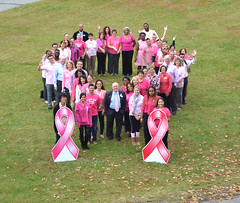 Pink Ribbon Oct. 2014