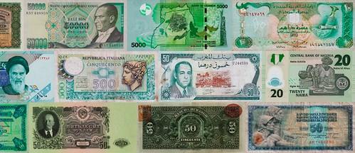 In __ We Trust- Art and Money