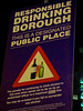 Responsible Drinking, London, UK
