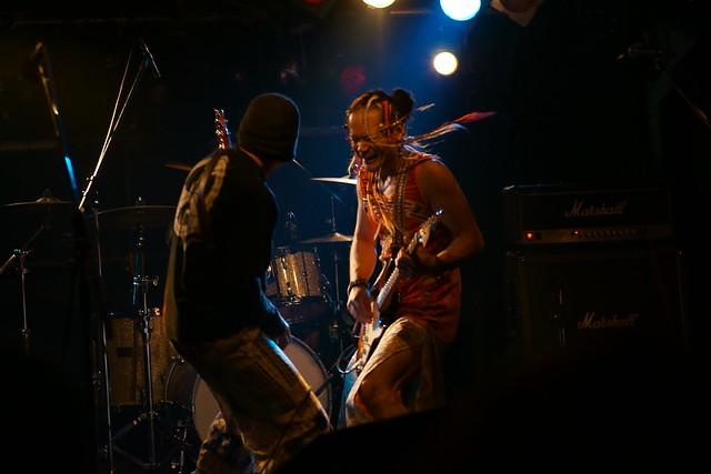 SPUTNIK KOMBINAT live at ShowBoat, Tokyo, 05 Oct 2014. 158
