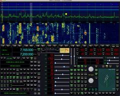 SdrDx 2.13b w/s-level spectrum