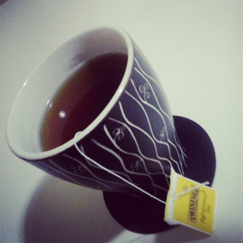 Agrumance Tea