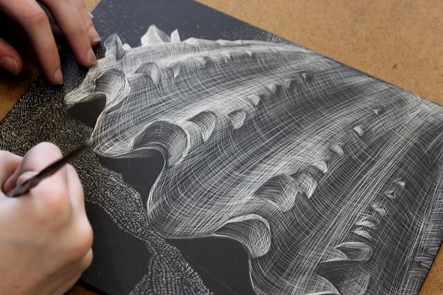 Scratchboard Project