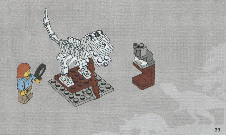 lego research institute instructions