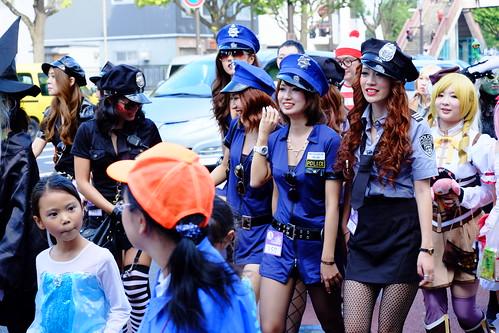 Kawasaki Halloween parade 2014 58