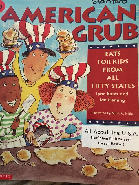 American Grub - Eats for Kids from All Fifty States