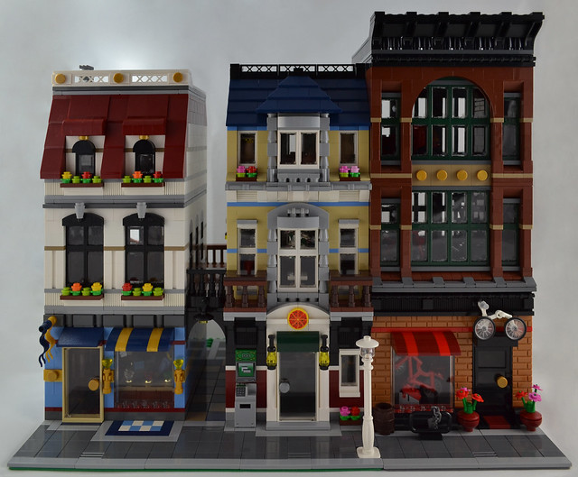 Jewelry Store, Pizzeria, and Bricklyn Bike