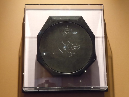 10/03/14 Hard Rock Cafe @ Mall of America, Bloomington, MN (Peter Criss/Kiss Dynasty Tour Electronic Drum Pad)