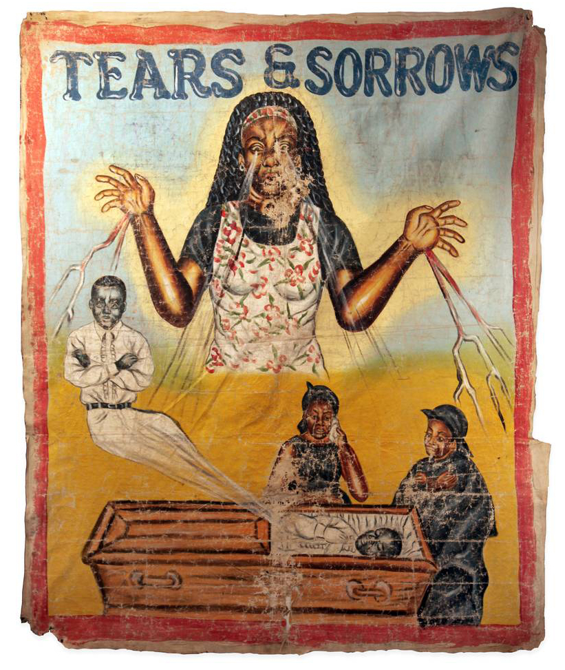 TEARS & SORROWS