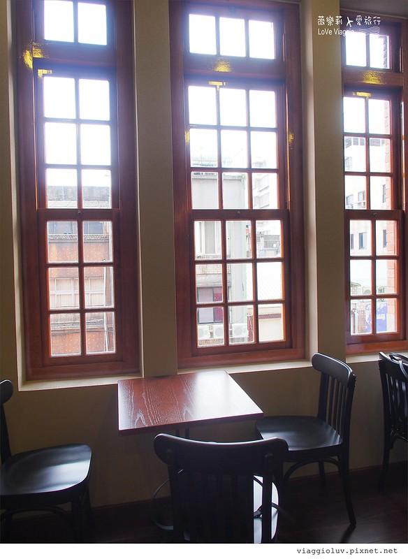 【台北Taipei-Dadaocheng】大稻埕古蹟咖啡館 星巴克保安門市百年建築飄溢咖啡香 @薇樂莉 ♥ Love Viaggio 微旅行