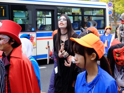 Kawasaki Halloween parade 2014 96