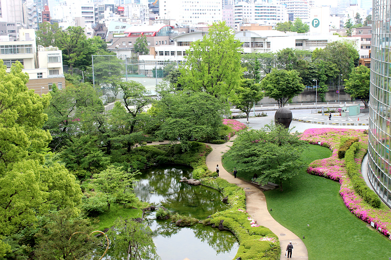 Roppongi Hils View Japan