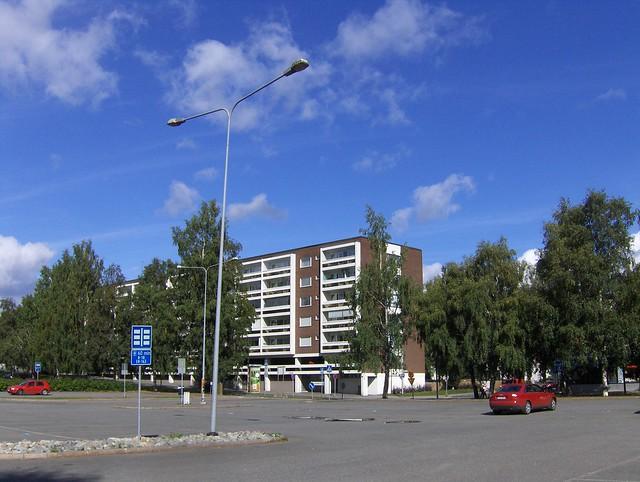 Hämeenlinnan moottoritiekate ja Goodman-kauppakeskus: Työmaan lähtötilanne 4.9.2011 - kuva 8