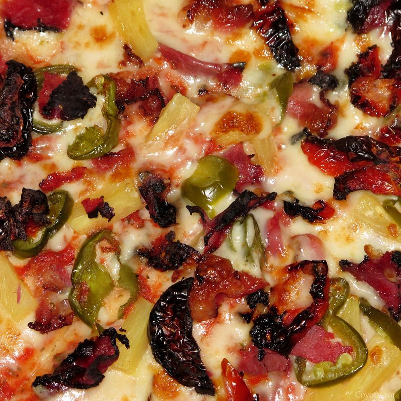 Pizza de Résistance