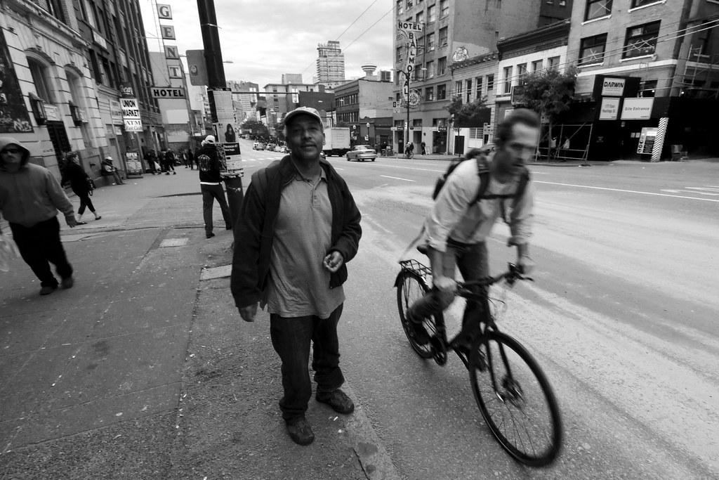 vancouver Street hustlers