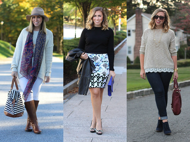 October Fashion Round Up | #Outfit | #LivingAfterMidnite