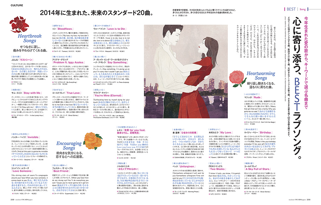 FIGARO japan 2014 No462