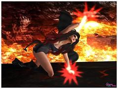 AsHmOoT and CaTwA - Demon Girl