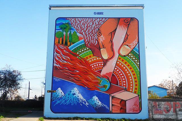 Mamtastico / Mauricio Correa / Rancagua Sur (Chile)