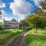 Rhydyronen. Talyllyn Railway